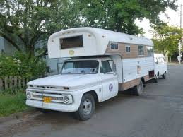 Curbside Classic 1964 Chevrolet C30 Chinook Class C Motorhome Lets Hit The Road