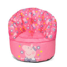 Baby Bath Chair Walmart by Peppa Pig Kids Bean Bag Chair Walmart Com