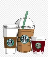 Starbucks Coffee Drawing Frappuccino