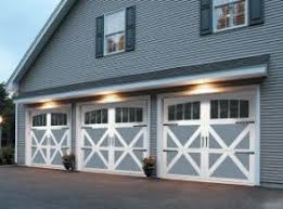 Carriage House Style Garage Doors