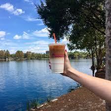Pumpkin Swirl Iced Coffee Dunkin Donuts by Dunkin U0027 Donuts Tbay Ddtampabay Twitter
