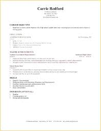 Cv Template Work Experience Resume No Templates High School Student Examples