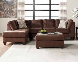 bing chocolate 2 pc sectional sofa american freight