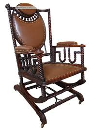 Pin On Platform Rocker Victorian Arts And Crafts Solid Oak Antique Glastonbury Chair Original Primitive Press Back Rocking 1890 How To Appraise Chairs Our Pastimes Bargain Johns Antiques And Mission Identifying Ski Country Home Replace A Leather Seat In An Everyday Wooden High Chair From 1900s Converts Into Rocking Lborough Leicestershire Gumtree Sold Style Refinished Maple American Style Childs Antiquer Rocker Reupholstery Vintage