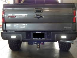 Flush Mounted LED Back Up Lights On A Ford F150. These Powerful LED ... Lighting Truck Guys Inc 2009 2014 Cree Led Reverse Lights F150ledscom 201518 High Powered Rear Backup Lights Ford F150 Forum Community Of Fans Problem With Back Up House Tuning 60watt Diffused Flood Flush Mount Backup Light Rangerforums The Ultimate Ranger Resource Puddle Side Aux Installed Today Dodgetalk Dodge Car Forums Kc Hilites Lzr Backup System 312