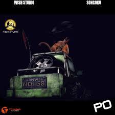 100 Studio Son Wish Goku