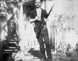 This Is Supposed To Be A Picture Of Lee Harvey Oswald Posing With ... Unforgettable Jfk Series David Thornberry Tag Aassination Backyard Photos Lee Harvey Oswald The Other Less Famous Photo Of Jack Ruby Shooting Original Backyard Comparison To The Created Tv Show Letter From Texas Oilman George Hw Bush Makes For Teresting John F Kennedy Assination Photo Showing With Tourist Enjoy Home Dallas City Tourcom Paradise Mathias Ungers Dvps Archives The Backyard Photos Part 1 Photograph Mimicking Pictures Getty Oswalds Ghost