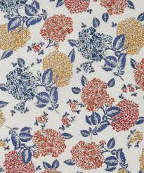 Freya Is One Of The Gorgeous Liberty Patterns Featured In Colouring Book