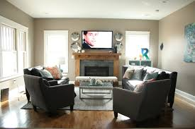 Awkward Living Room Layout With Fireplace by Affordable Arrange Furniture Awkward Living Room On Living Room