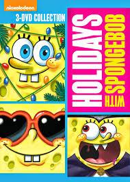 Spongebob Squarepants Halloween Dvd Episodes by Spongebob Squarepants Holidays With Spongebob Review