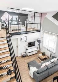 chambre split scandi nordic split level studio apartment with gorgeous wooden