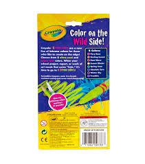 Crayola Bathtub Fingerpaint Soap by Crayola Twistables Extreme Crayons 8 Pkg Bright Neon Joann