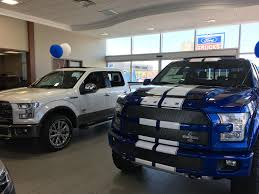King Ranch Looks Small Next To The Shelby : Trucks