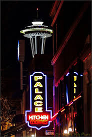Seattle Daily Sky City Meets Palace Kitchen