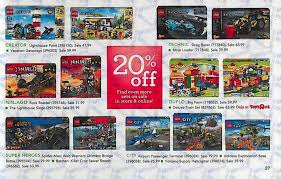 toys r us siege social the toys r us great big book of awesome leaked with deals on