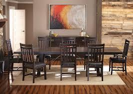 Rustic Decor Dining Room
