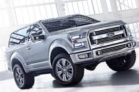 Ford Atlas Concept - The Fast Lane Truck
