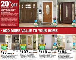Masonite Patio Doors Home Depot by Home Depot Ginormous Memorial Day Sale 5 23 5 29