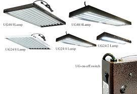 fluorescent lights high output fluorescent grow lights t5 high