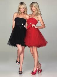 bridesmaid dresses in red and black junoir bridesmaid dresses