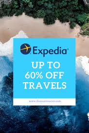 Discover The World With Up To 60% OFF Expedia Travel Deals ... Get 10 Off Expedia Promo Code Singapore October 2019 App Coupon Code Easyrentcars 5 Discount Coupon August 30 Off Offer Expediacom Codeflights Hotels Holidays Promotion Free 50 Hotel Valid Until 9 May Save 25 On Hotel Stays Of 100 Or More Discount From For All Bookings Made