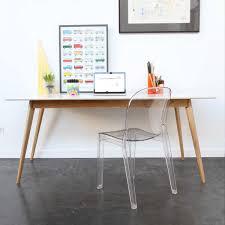 Elliptical Knoll Dining Table