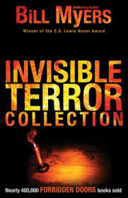 Invisible Terror Collection Forbidden Doors Series Vol 2 Books 4 6