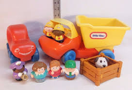Vintage Little Tikes Toddle Tots Dump Truck Chunky People First ... Little Tikes Dump Truck Vintage Imagination Find More Dumptruck Sandbox For Sale At Up To 90 Off Red And Yellow Plastic Haulers Buy Tikes Digger Dump Truck In Londerry County Monster Dirt Digger Big W Amazoncom Cozy Toys Games Preschool Pretend Play Hobbies Handle Donnie Diggers 2in1 Excavator Bluegray Vintage Little Tikes I80 Expressway Replacement Part