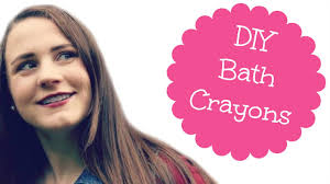 Crayola Bathtub Crayons Stained My Tub by How To Make Bath Crayons Diy Allie Young Youtube