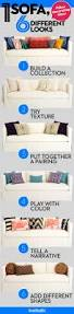 Oversized Throw Pillows For Couch by Best 25 Couch Pillows Ideas Only On Pinterest Cushions For Sofa