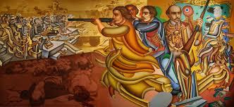 David Alfaro Siqueiros Murales Con Nombre by Arnold Belkin El Pintor Que Reinterpretó El Muralismo Mexicano