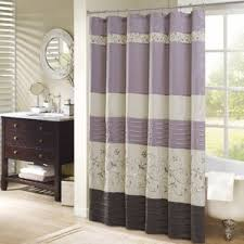 Joss And Main Curtains by Purple Shower Curtains Joss U0026 Main