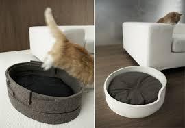 Contemporary Cat Beds Emilyevanseerdmans