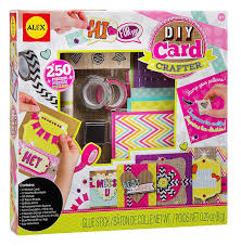 Fun Crafts For Girls Age 11 Beautiful Amazon Alex Toys Craft Diy Card Crafter Games