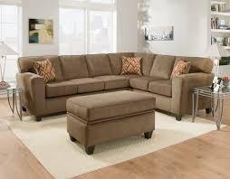 "American Furniture 3100 ""Cornell Cocoa"" Sectional – Crazy Joe s"