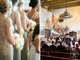 Santa Barbara Courthouse Mural Room by Santa Barbara Courthouse Wedding Stephanie U0026 Amir Clove U0026 Kin