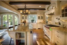 Gorgeous Kitchen Designs Large Beautiful Kitchens With Island Best Images