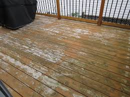deck stripping removing an old deck stain best deck stain