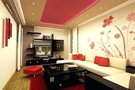 Red Feature Wall Dining Room Amazing Inspiration Ideas Accent Designs Bedroom Best Wallpaper Walls On Large Size Of Living For Home