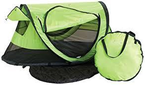 amazon com kidco peapod plus infant travel bed kiwi infant