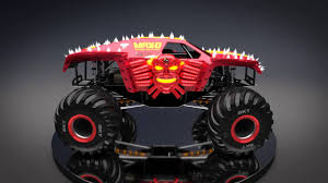 Max-D Red - New Look For Monster Jam 2016! - YouTube New Bright 110 Rc Llfunction 96v Colorado Red Walmartcom Redcat Racing Volcano Epx 4wd Monster Truck W Extra 3800mah Blaze Illumimate Colour Chaing Light Shirts That Go Little Boys Big Tshirt Event Preview Show At Southern National Shiv Intertional 24 Ghz Rock Crawler 118 Stock Photos Trmt8e Be6s Electric Truredblack Jjcustoms Llc Dragon Race Trucks Wiki Fandom Powered By Wikia Maxd Look For Jam 2016 Youtube Running Cool Cartoon Car Hi Res 85999076 Personalized Address Labels Sheet Of 15