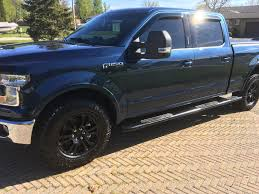 Biggest Tires W/o Lift W/ Stock Wheels For XLT SCREW - Ford F150 ...