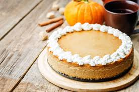 Gingersnap Pumpkin Pie Cheesecake by Pumpkin Cheesecake In Gingersnap Crust Calorie Control Council