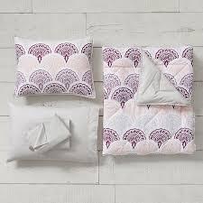 Twin Xl Dorm Bedding by Scalloped Twin Xl Dorm Bedding Pbteen