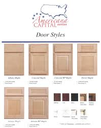 Bridgewood Cabinetsadvantage Line by Americana Capital My Cabinet Source