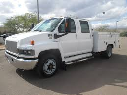 100 Kodiak Trucks USED 2003 CHEVROLET KODIAK C4500 SERVICE UTILITY TRUCK FOR SALE IN