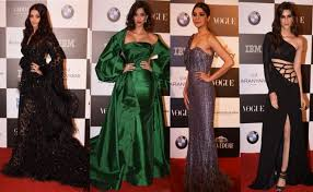 Aishwarya Sonam Anushka Kriti Whos The Best Dressed Diva At VOGUE Awards 2017