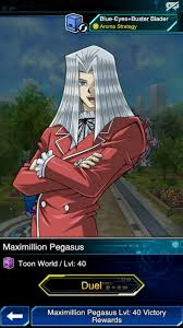 Maximillion Pegasus Deck Duel Links by Maximillion Pegasus Level 40 Gate Yu Gi Oh Duel Links Amino