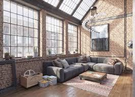 industrial loft interior designio