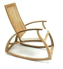 furniture rocking chair outdoor rocking chair brown